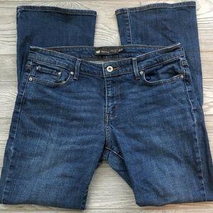 LEVI'S Slight Curve Classic Rise Bootcut Jeans 12S